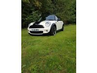 MINI COOPER S JOHN COOPER WORK 208 HP 2008 YEARS SECOND OVER PRIVATE FULL SERVICE HISTORY