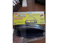 Staples one touch 3 hole punch can do upto 40 sheets