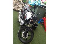Ybr 125 2013 mint bike