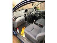 Toyota Yaris Breaking for Spares/Repairs