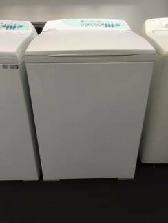 Fisher & Paykel washer 7.5kg warranty 3 months