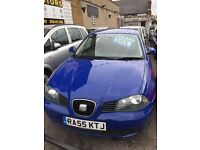 Seat Ibiza Sport 1.4 Petrol Blue LOW MILEAGE part exchange welcome