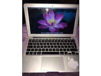 Macbook Air 2015. Used few times