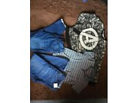 Next boys clothes in size 13 - new jeans -bundle