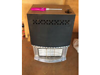 Calor Gas Heater & Full 12kg Gas Bottle