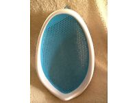Angelcare soft touch bath support.