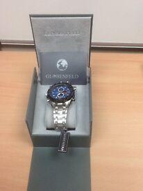 Globenfeld mans watch, brand new