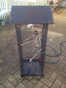 Bird / parrot cage Seaton Charles Sturt Area Preview