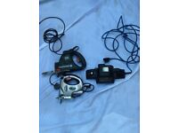 Bundle of electric power tools