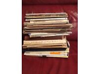 Huge collection of Piano Sheet Music. Including Sheeran, Sinatra, Joplin, Buble, Sting..