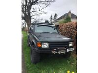 Discovery 300tdi off road ready
