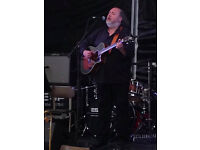 Guitarist-Vocalist available for gigs in and around Glasgow area.