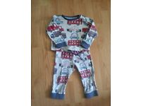 F&F boy Pyjamas, size 9 to 12 months