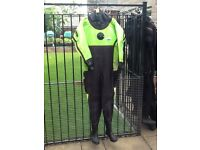 Dry Duck ladies scuba diving dry suit
