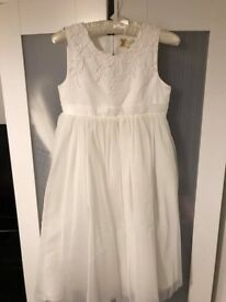 PROM DRESS for girl size 8-9 years.