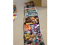 Marvel comics lot (final reduction)