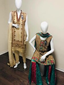Pakistani clothes at lowest price in WHITBY TORONTO.