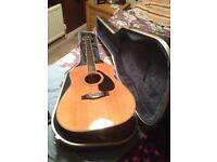 Yamaha FG 432S acoustic guitar