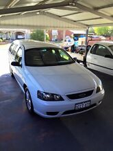 2006 Ford Falcon Station Wagon Low KMS Beldon Joondalup Area Preview