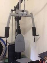 Paradigm Home Gym + rower + weights bench Berwick Casey Area Preview
