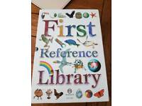 First reference library