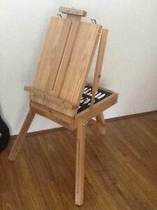 Art Easel - folding Darling Downs Serpentine Area Preview