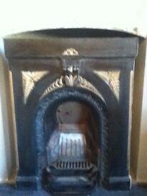 Victorian Cast Iron Fireplace Surround