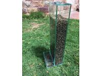 Goldfinch aviary feeder