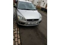 2006, 5 door, 1.6 ford focus sport, MOT till JAN