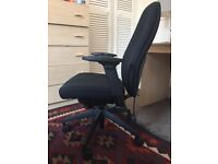 Ergonomic desk chair by Posturite, still being sold online for nearly £800!