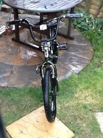 Silverfox bomber bike