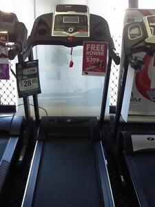 St25 d treadmill with free rower Mirrabooka Stirling Area Preview