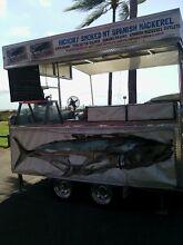Profitable seafood trailer business for sale Darwin CBD Darwin City Preview