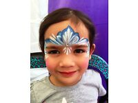 CREATIVE, FUN AND PROFESSIONAL FACE PAINTER Face Painting Balloon Modelling Glitter Tattoo