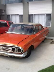 1960 Chevy Bel Air Deception Bay Caboolture Area Preview
