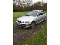 2004 BMW e46 compact M sport