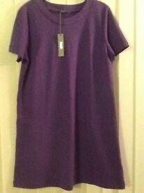 TUNIC DRESS. BRAND NEW WITH TAGS