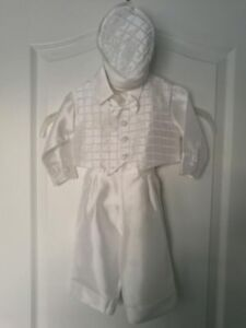 Baby Baptism Outfit size 6 month