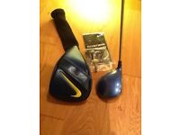 Nike Vapor Fly Pro Golf Driver, stiff shaft, still in plastic, supplied by the European Tour.