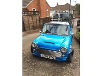 1991 Rover Mini City 1380 £000s Spent Restoring. Will accept sensible offers
