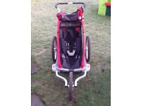 Chariot cougar 2 - child trailer / jogger