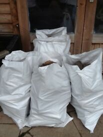 log/kinlin/also rock salt in25kg bags