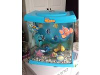 Nimo fish tank ideal for children