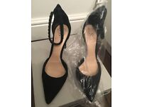 Amazing black high heels (Vince Camuto)