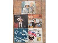 Vinyl Albums, Paul Simon & Art Garfunkel