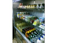 Shop display fridge, must go, funding for dog rescue needed