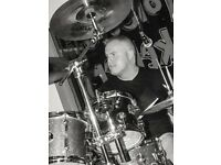 Experienced Drummer available for dep gigs...