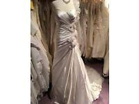 Essance of austraila designer wedding dress