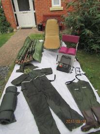Complete Carp Fishing Set