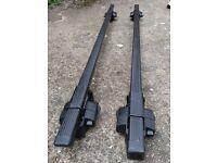 Halfords roof bars / rack